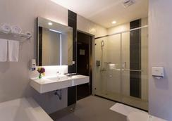 Leesing Hotel - Qixian - Cao Hùng - Phòng tắm