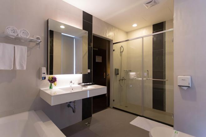 Leesing Hotel-Qixian - Kaohsiung - Kylpyhuone