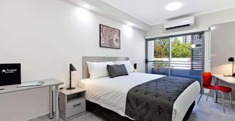 Argus Hotel Darwin - דארווין - חדר שינה