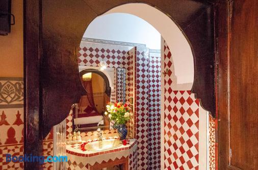 Riad Shaden - Marrakesh - Bathroom