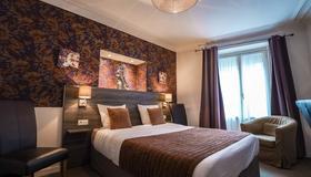 Hotel De La Ta - Rennes - Bedroom