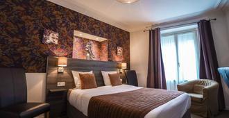 Hotel De La Ta - Rennes - Habitación