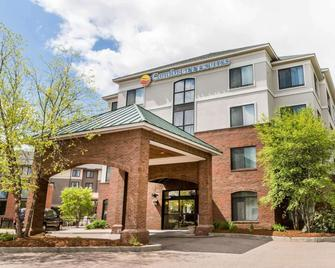 Comfort Inn & Suites - South Burlington - Gebäude