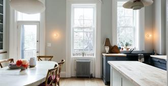 Hoyt Townhouse II by Onefinestay - Brooklyn - Dining room