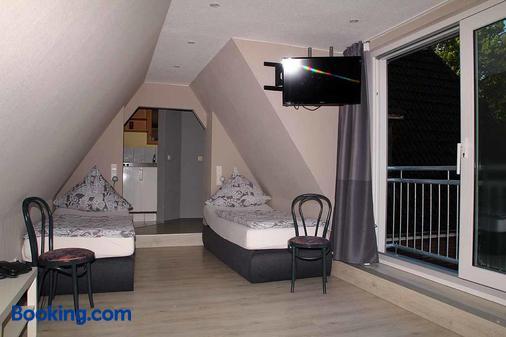 Pension-Marion - Bad Zwischenahn - Schlafzimmer