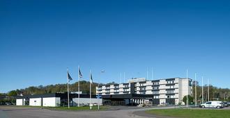 Quality Hotel Winn, Gotenborg - Gotemburgo - Edificio