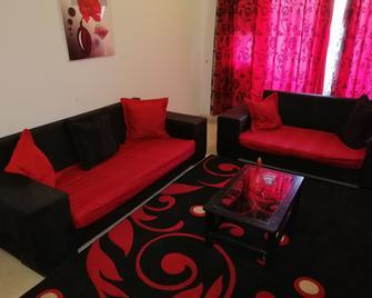 Imavac Appartements - La Marsa - Living room