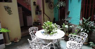 Casa Candida - Havana - Patio