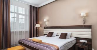 Slavyanka Hotel - Mosca - Camera da letto