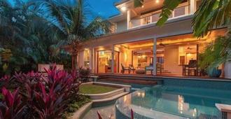 Villa Alikae - Honolulu - Piscina