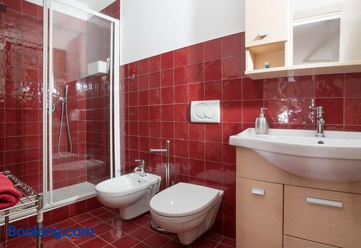 德瑪麗亞之家民宿 - 瑪莎盧布蘭西 - 馬薩魯布朗斯 - 浴室
