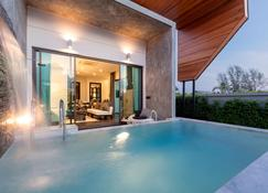 The 8 Pool Villa - Chalong - Pool