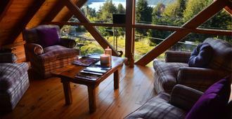 Hostería Casa Del Lago - Villa La Angostura - Sala de estar
