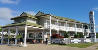 Colonial Rose Motel - טאונסוויל - בניין