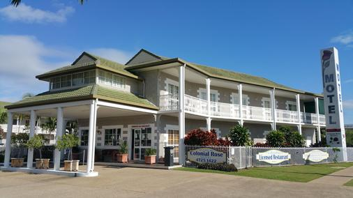 The Colonial Rose Motel - Townsville - Gebäude