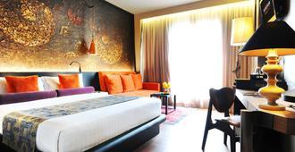 Siam@Siam Design Hotel Bangkok - בנגקוק - חדר שינה