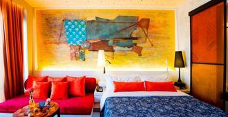 サイアム アット サイアム デザイン ホテル バンコク - バンコク - 寝室