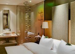 プロテア ホテル ブルームフォンテーン ウィロー レイク - ブルームフォンテーン - 寝室