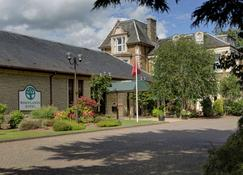 Best Western Dundee Woodlands Hotel - Dundee - Building