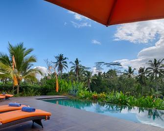 Villa Tegal Tis Ubud - Payangan - Pool