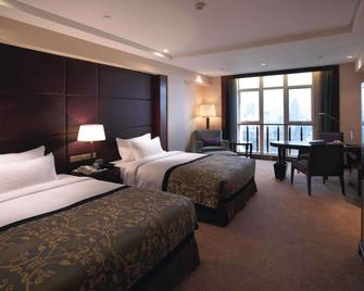 Wyndham Grand Plaza Royale Ningbo - Ningbo - Bedroom
