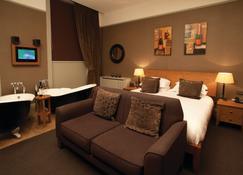Hotel Du Vin & Bistro Cheltenham - Cheltenham - Schlafzimmer