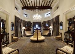Taj Falaknuma Palace - Hyderabad - Lounge