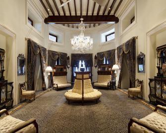Taj Falaknuma Palace - Haiderabad - Lounge