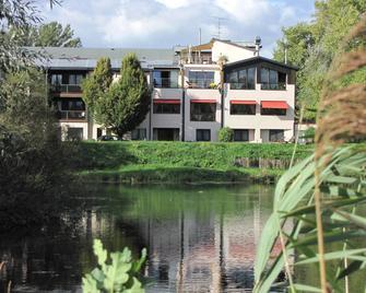 Hotel Le Caballin - Neuf Brisach - Edificio