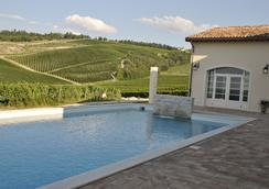 Borgo Conde Wine Resort - Forlì - Piscina