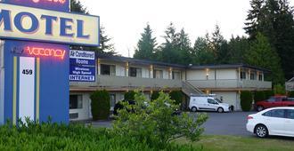 Skylite Motel - Parksville - Building
