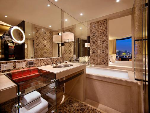 Grand Hyatt Erawan Bangkok - Bangkok - Bathroom