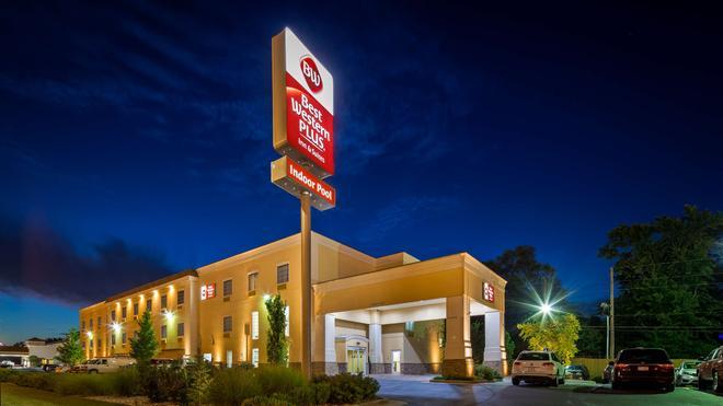 Best Western Plus Eastgate Inn & Suites - Wichita - Building