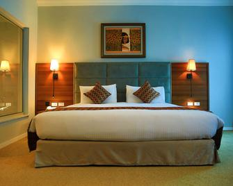 Swiss Inn Nexus Hotel - Addis Ababa - Bedroom