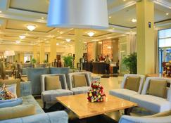 尼克薩斯阿迪斯阿巴巴酒店 - 阿迪斯阿貝巴 - 亞斯亞貝巴 - 休閒室