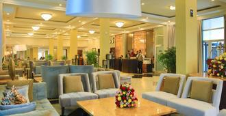 Swiss Inn Nexus Hotel - แอดดิสอาบาบา - เลานจ์