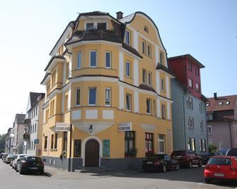 Stadthotel Kleiner Berg - Friedrichshafen - Building