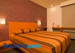 City Express Junior Toluca Aeropuerto - Toluca - Bedroom