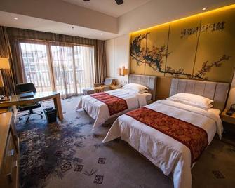 Arcadia Seaside Holiday Hotel - Dapuhe - Bedroom