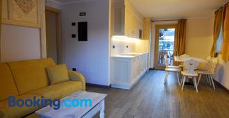 Residence Baita Cusini - Livigno - Living room