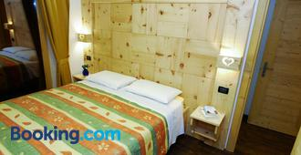 Residence Baita Cusini - Livigno - Schlafzimmer