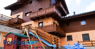 Residence Baita Cusini - Livigno - Byggnad