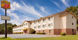 Super 8 by Wyndham Fayetteville - Fayetteville - Gebäude