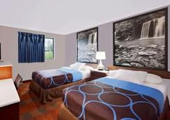 Super 8 by Wyndham Fayetteville - Fayetteville - Bedroom