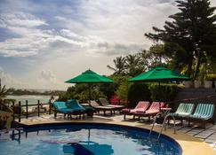 Hotel Panorama - Unawatuna - Piscina