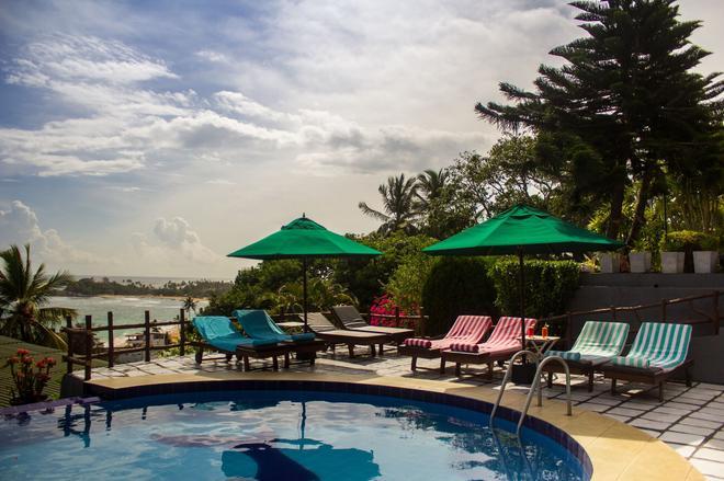 Hotel Panorama - Unawatuna - Pool