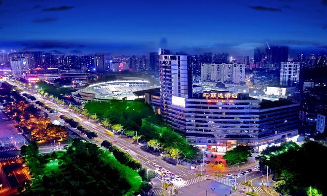 Leisure Hotel Dongguan - Dongguan - Outdoors view