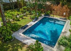 Tierra Maya Hotel Spa & Sanctuary - Bacalar - Piscina
