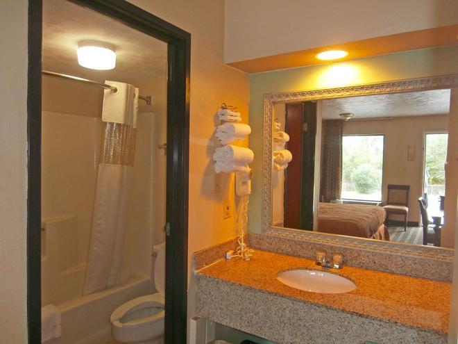 Americas Best Value Inn Augusta S - Augusta - Bathroom