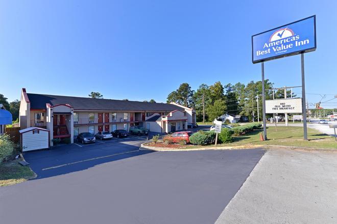 Americas Best Value Inn Augusta S - Augusta - Building